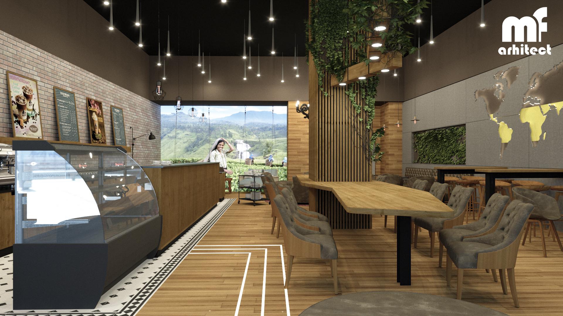 Cafenea Calea Victoriei